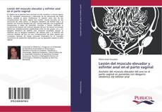 Bookcover of Lesión del músculo elevador y esfínter anal en el parto vaginal