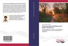 Capa do livro de El pensamiento Religioso de María Zambrano