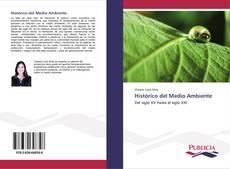 Bookcover of Histórico del Medio Ambiente