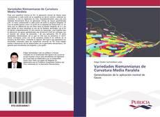 Bookcover of Variedades Riemannianas de Curvatura Media Paralela