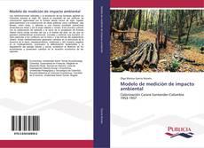 Portada del libro de Modelo de medición de impacto ambiental