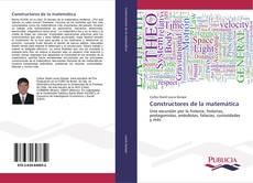 Capa do livro de Constructores de la matemática