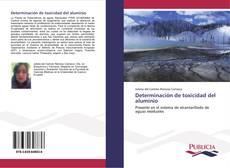 Portada del libro de Determinación de toxicidad del aluminio