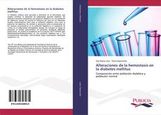 Buchcover von Alteraciones de la hemostasis en la diabetes mellitus
