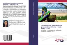 Portada del libro de Sostenibilidad del modelo de protección ambiental - Costa Oeste CE/BR