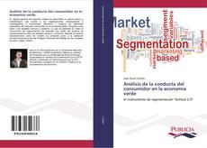 Capa do livro de Análisis de la conducta del consumidor en la economía verde