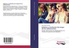 Portada del libro de Hábitos y conductas de riesgo de los adolescentes