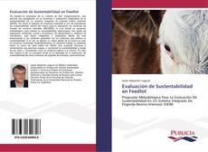 Bookcover of Evaluación de Sustentabilidad en Feedlot