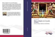 Buchcover von Mito y religión en el mundo antiguo