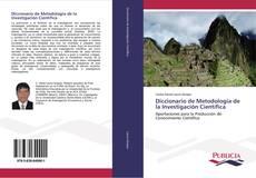 Copertina di Diccionario de Metodología de la Investigación Científica