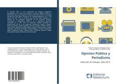 Opinión Pública y Periodismo kitap kapağı