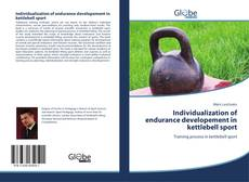 Обложка Individualization of endurance developement in kettlebell sport