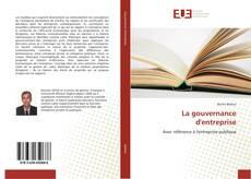 Portada del libro de La gouvernance d'entreprise