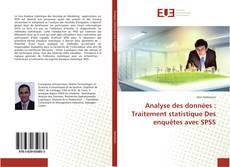 Bookcover of Analyse des données : Traitement statistique Des enquêtes avec SPSS