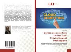 Gestion des accords de services dans l'environnement infonuagique kitap kapağı