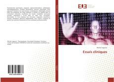 Обложка Essais cliniques