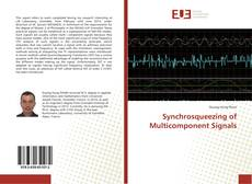Bookcover of Synchrosqueezing of Multicomponent Signals