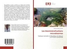 Bookcover of Les biominéralisations microbiennes