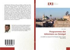 Обложка Programmes des télévisions au Sénégal