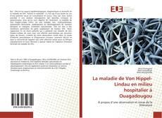 Bookcover of La maladie de Von Hippel-Lindau en milieu hospitalier à Ouagadougou