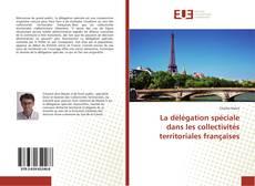 La délégation spéciale dans les collectivités territoriales françaises的封面