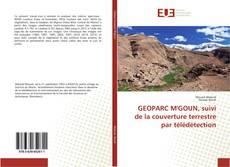 Couverture de GEOPARC M'GOUN, suivi de la couverture terrestre par télédétection