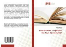 Bookcover of Contribution à la gestion des feux de végétation