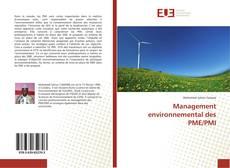 Bookcover of Management environnemental des PME/PMI