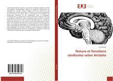 Buchcover von Nature et fonctions cérébrales selon Aristote