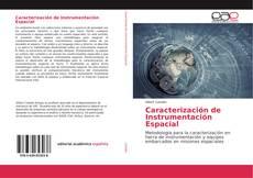 Portada del libro de Caracterización de Instrumentación Espacial