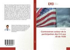 Bookcover of Controverses autour de la participation des E-U aux JO de 1936