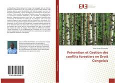 Prévention et Gestion des conflits forestiers en Droit Congolais kitap kapağı