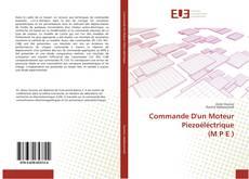 Borítókép a  Commande D'un Moteur Piezoéléctrique (M P E ) - hoz