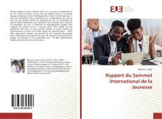 Обложка Rapport du Sommet International de la Jeunesse