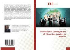 Couverture de Professional Development of Education Leaders in Kosovo