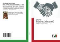 Digitalizzare la burocrazia? kitap kapağı