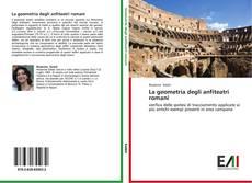 La geometria degli anfiteatri romani kitap kapağı
