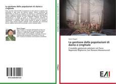 Capa do livro de La gestione delle popolazioni di daino e cinghiale