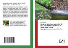 Copertina di Caratterizzazione genetica di una varietà locale umbra di sedano da costa