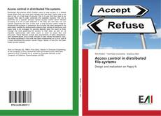 Bookcover of Access control in distributed file-systems