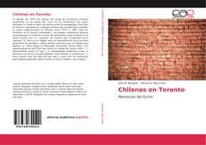 Bookcover of Chilenos en Toronto