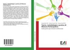 Copertina di Teoria, metodologia e pratica di Bilancio Partecipativo