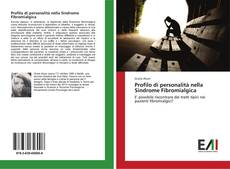 Capa do livro de Profilo di personalità nella Sindrome Fibromialgica