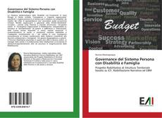 Copertina di Governance del Sistema Persona con Disabilità e Famiglia