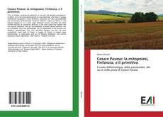 Portada del libro de Cesare Pavese: la mitopoiesi, l'infanzia, e il primitivo