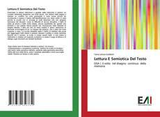 LETTURA E SEMIOTICA DEL TESTO的封面
