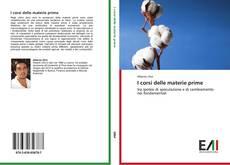 Buchcover von I corsi delle materie prime