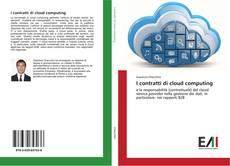 Copertina di I contratti di cloud computing