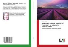 Buchcover von Bestiaire D'amours, Richard de Fournival - La redazione francoitaliana
