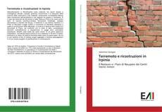 Bookcover of Terremoto e ricostruzioni in Irpinia